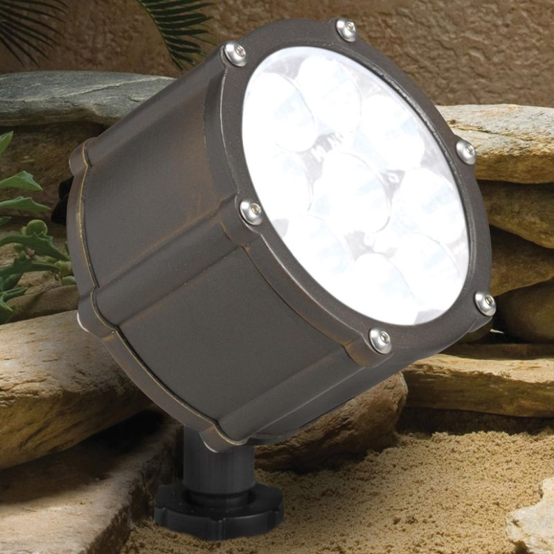 Kichler 15752 12.4W LED Accent Light - 3000K - 35 Degree Flood Beam