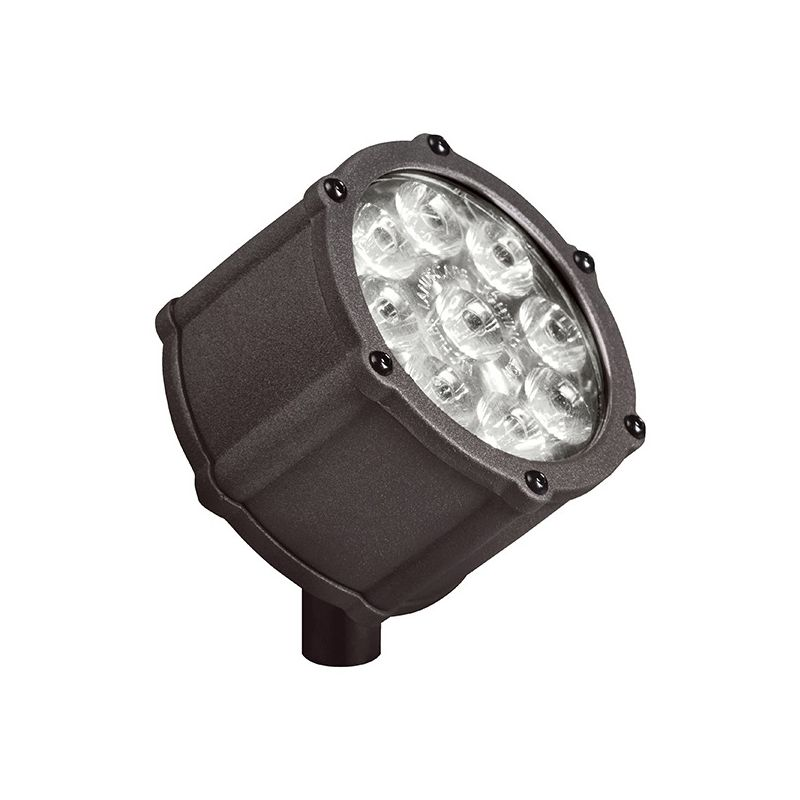Kichler 15753 12.4W LED Accent Light - 3000K - 60 Degree Wide Flood