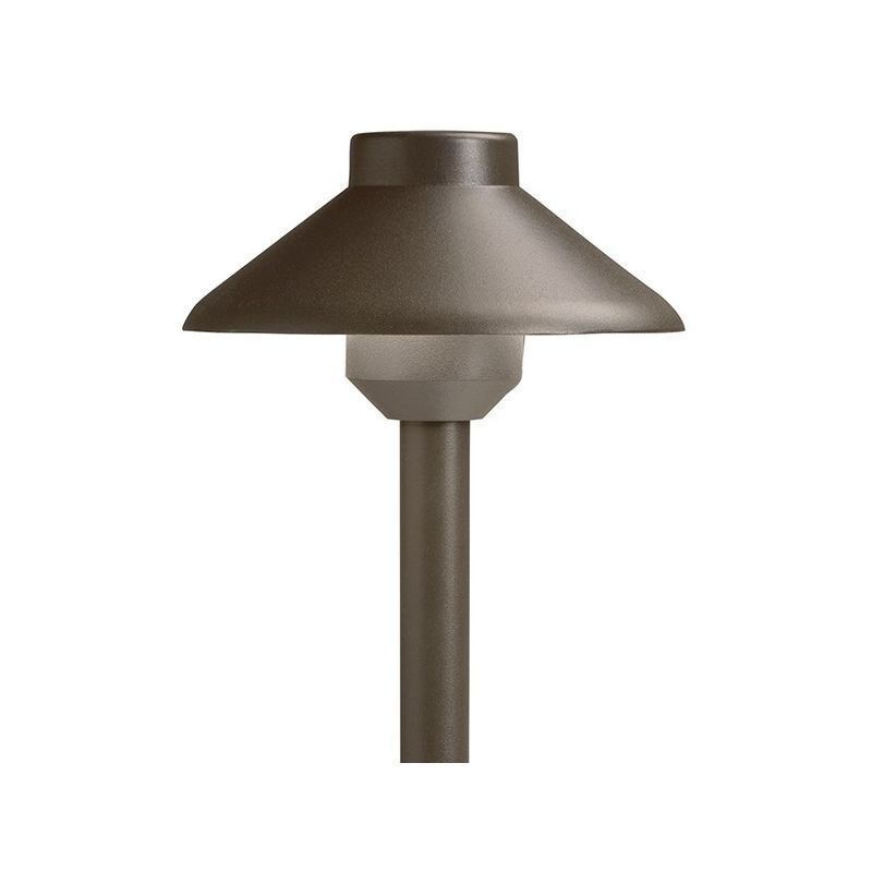 """Kichler 15820-27 Llena 23"""" LED Path and Spread Light - 2700K Textured"""