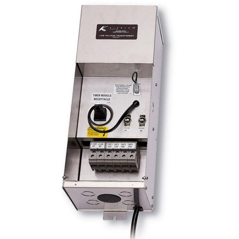 Kichler 15PR300 Pro Series 300W Transformer with Multi-Tap 12v-15v Sale $316.00 ITEM: bci842380 ID#:15PR300SS UPC: 783927027175 :
