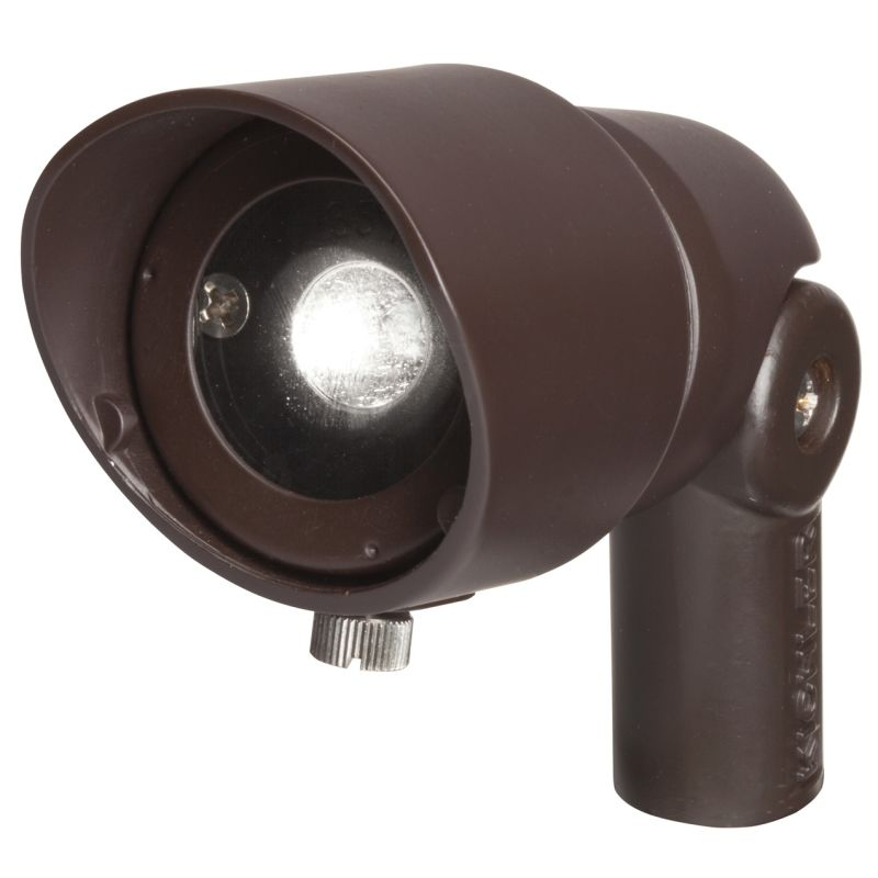 Kichler 16001-30 3W Mini LED Accent Light - 3000K - 35 Degree Flood
