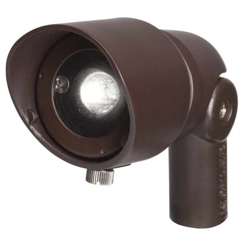 Kichler 16004-30 4W Mini LED Accent Light - 3000K - 35 Degree Flood