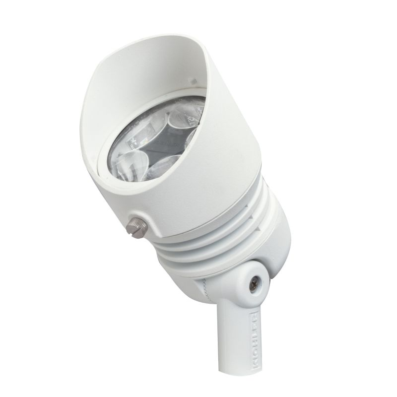 Kichler 16007-30 6.5W LED Accent Light - 3000K - 35 Degree Flood Beam Sale $155.20 ITEM: bci2157461 ID#:16007WHT30 UPC: 783927387866 :