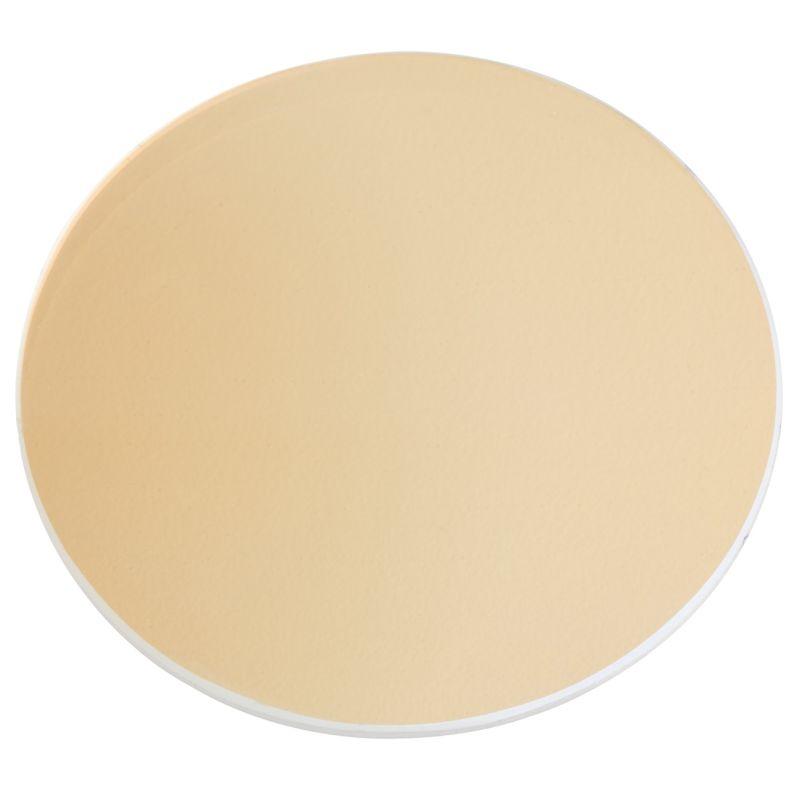 "Kichler 16066 4"" Lens for Kichler 21W Radiax Landscape Fixtures Amber"