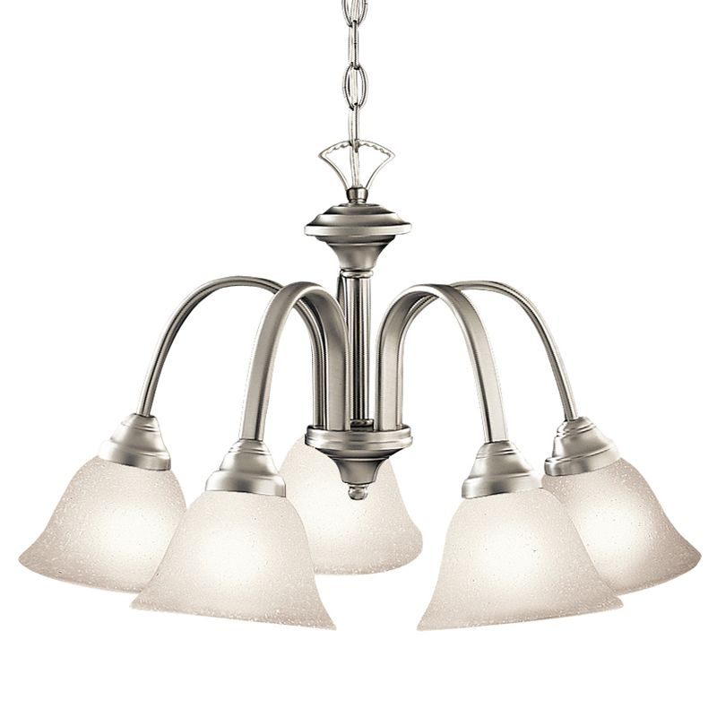 """Kichler 2022 Hastings Single-Tier Chandelier with 5 Lights - 72"""""""