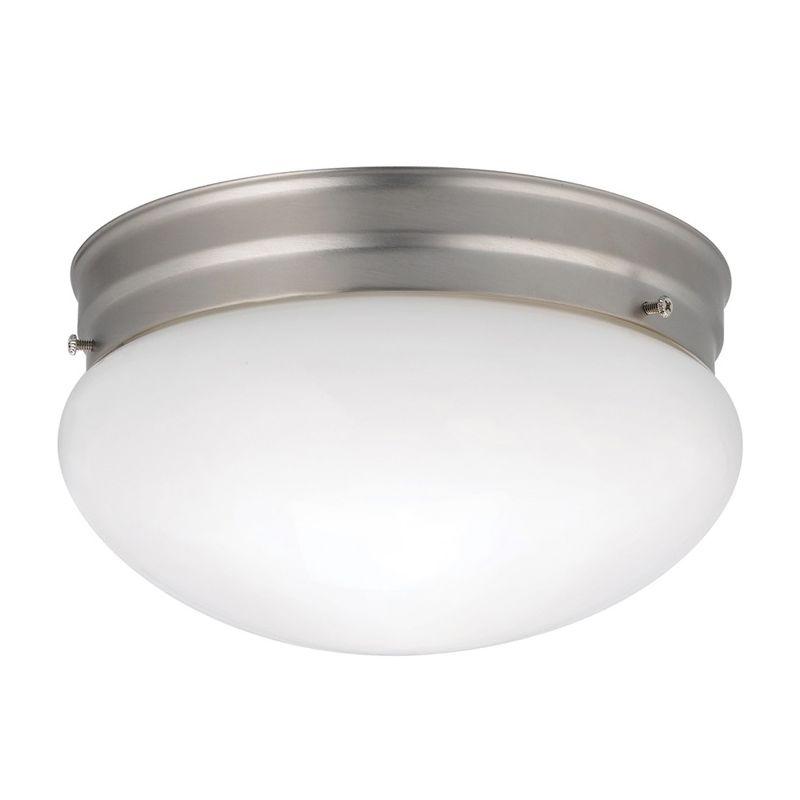Kichler 209 Ceiling Space 2 Light Flush Mount Indoor Ceiling Fixture