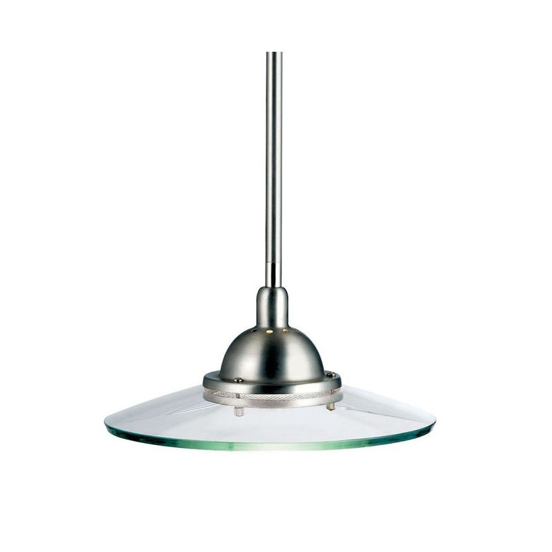 Kichler 2641 Galaxie Single-Bulb Indoor Pendant with Round Glass Shade Sale $195.80 ITEM: bci842896 ID#:2641NI UPC: 783927014700 :