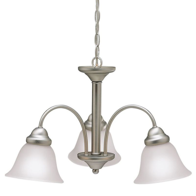 "Kichler 3293 Wynberg Single-Tier Chandelier with 3 Lights - 72"" Chain"