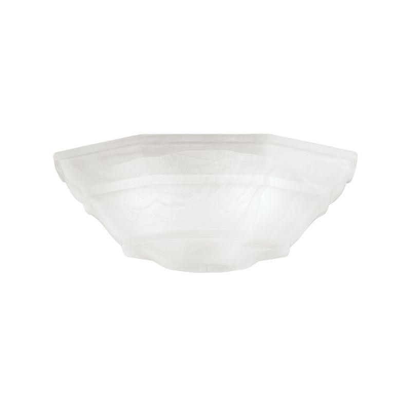 Kichler 340103 Universal Bowl Fan Light Kit Accessory Ceiling Fan