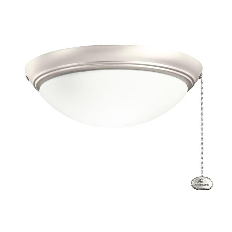 Kichler 380020 Two Light Low Profile Halogen Light Kit Brushed Nickel Sale $72.00 ITEM: bci2304519 ID#:380020NI UPC: 783927420006 :