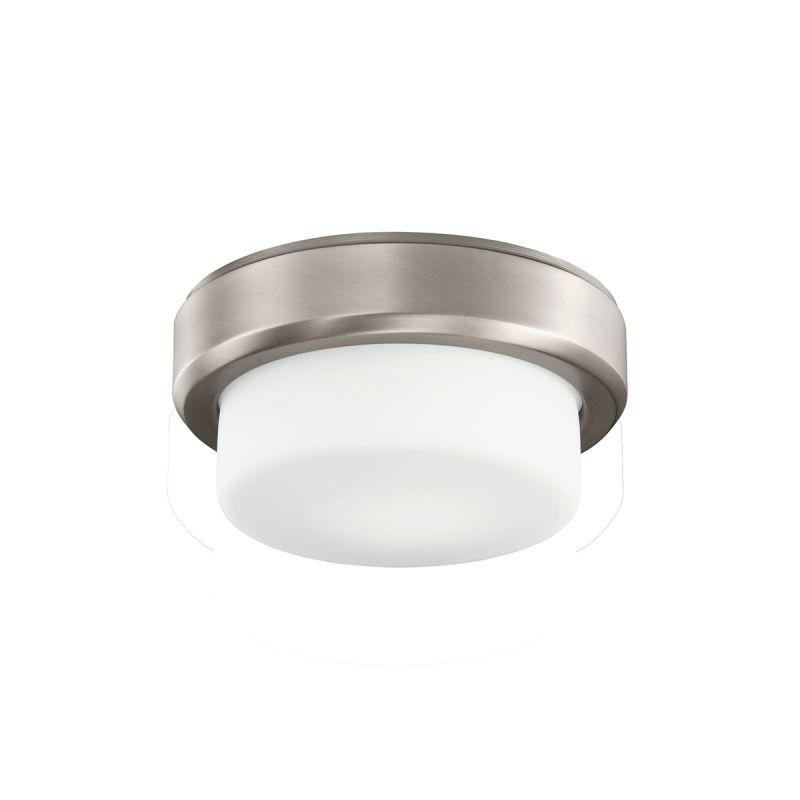 Kichler 380046 Arkwright Fluorescent Fan Light Kit Antique Pewter Fan