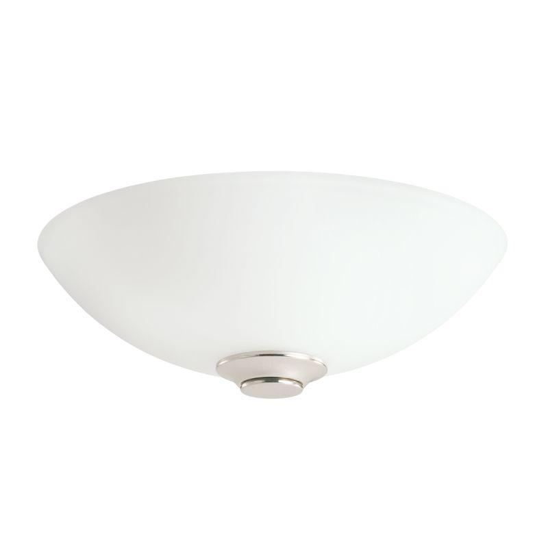 Kichler 380108 Palla 3 Light Ceiling Light Kit Polished Nickel Fan