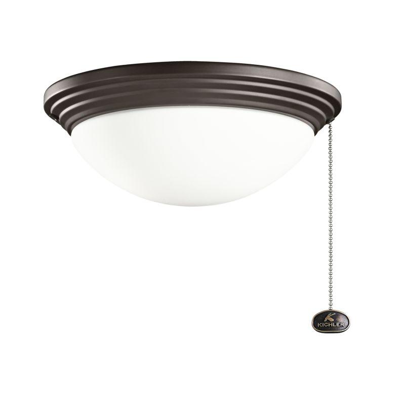 Kichler 380902 Accessory 2 Light Outdoor Fan Light Kit Satin Natural Sale $84.96 ITEM: bci2304542 ID#:380902SNB UPC: 783927420815 :