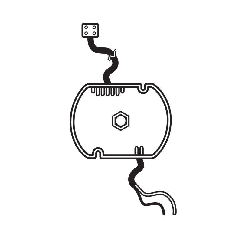 Kichler 4035 55W circline G10q base Replacement Circline Fluorescent