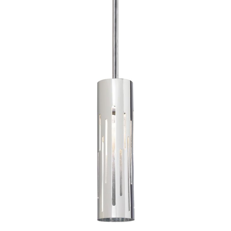 Kichler 42517 8-Bulb Indoor Pendant with Cylindrical Metal Shade