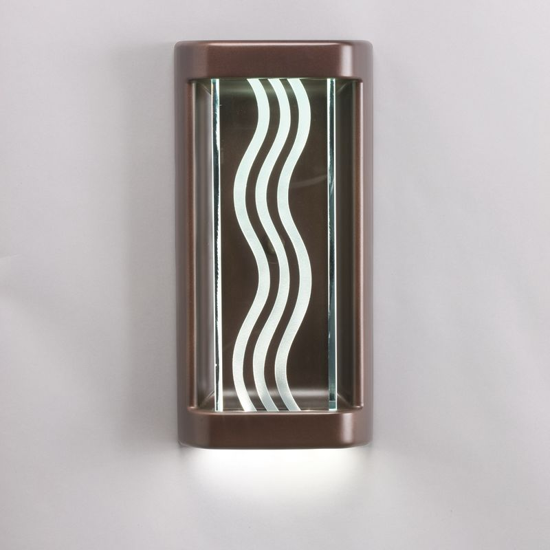 Kichler 42575LED LED Customizable ADA Compliant Wall Sconce Housing