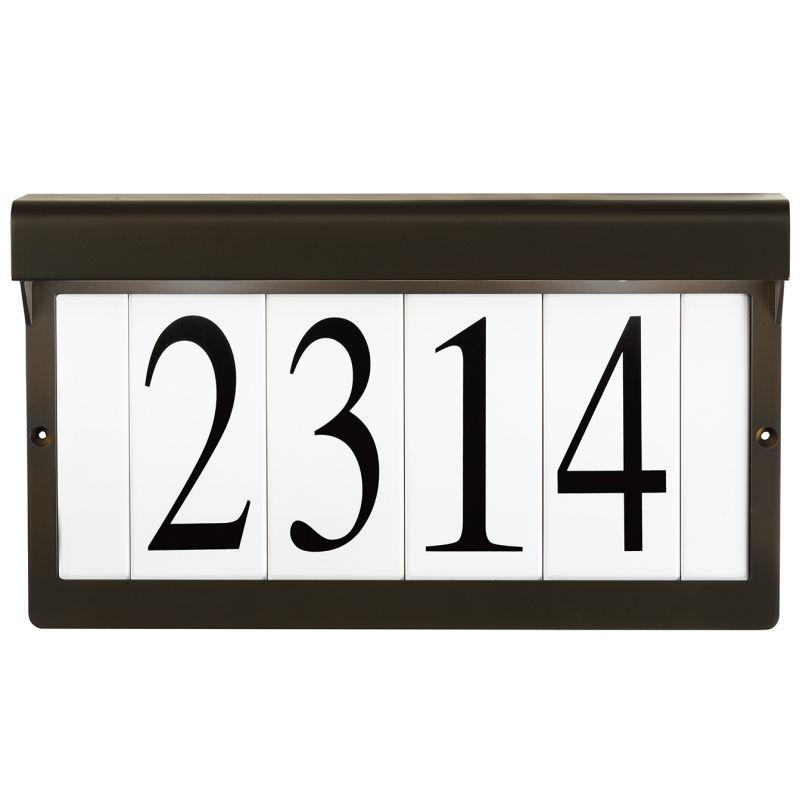 """Kichler 43800 12.25"""" Wide Xenon ADA Compliant Address Light Olde"""