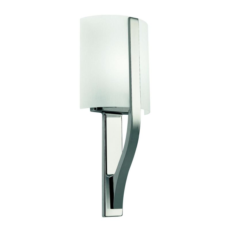 Kichler 45086PN Polished Nickel Contemporary Freeport Wall Sconce