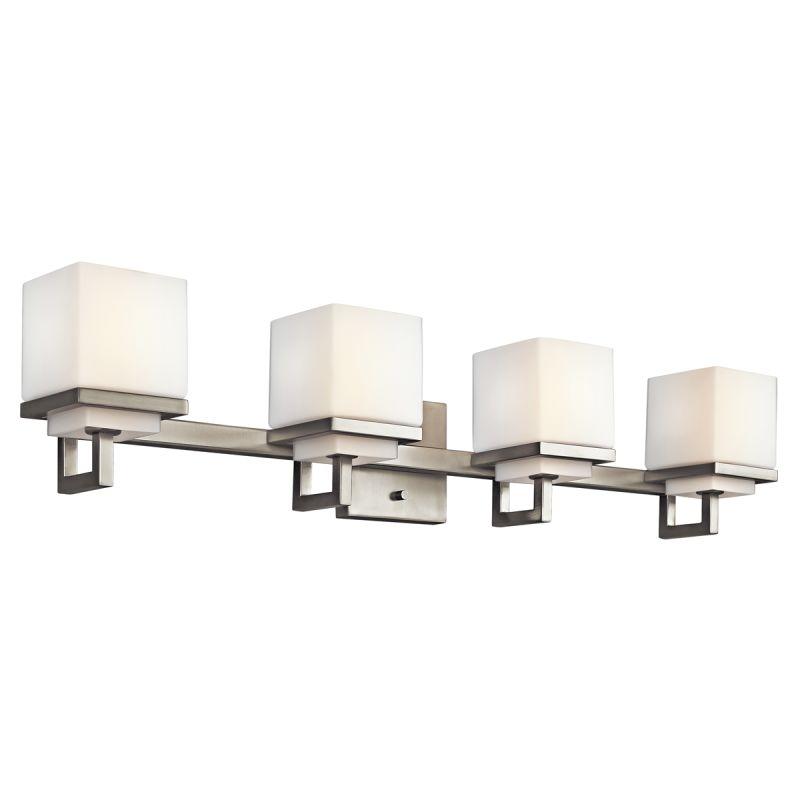 "Kichler 45140 Metro Park 30.75"" Wide 4-Bulb Bathroom Lighting Fixture"