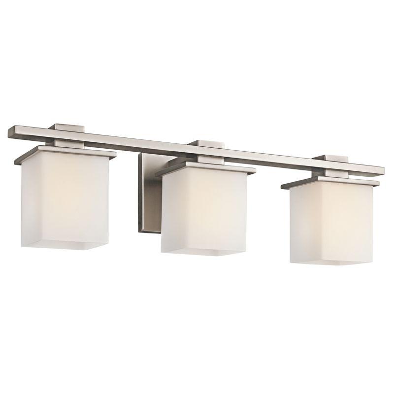 """Kichler 45151 Tully 3 Light 24"""" Wide Vanity Light Bathroom Fixture"""