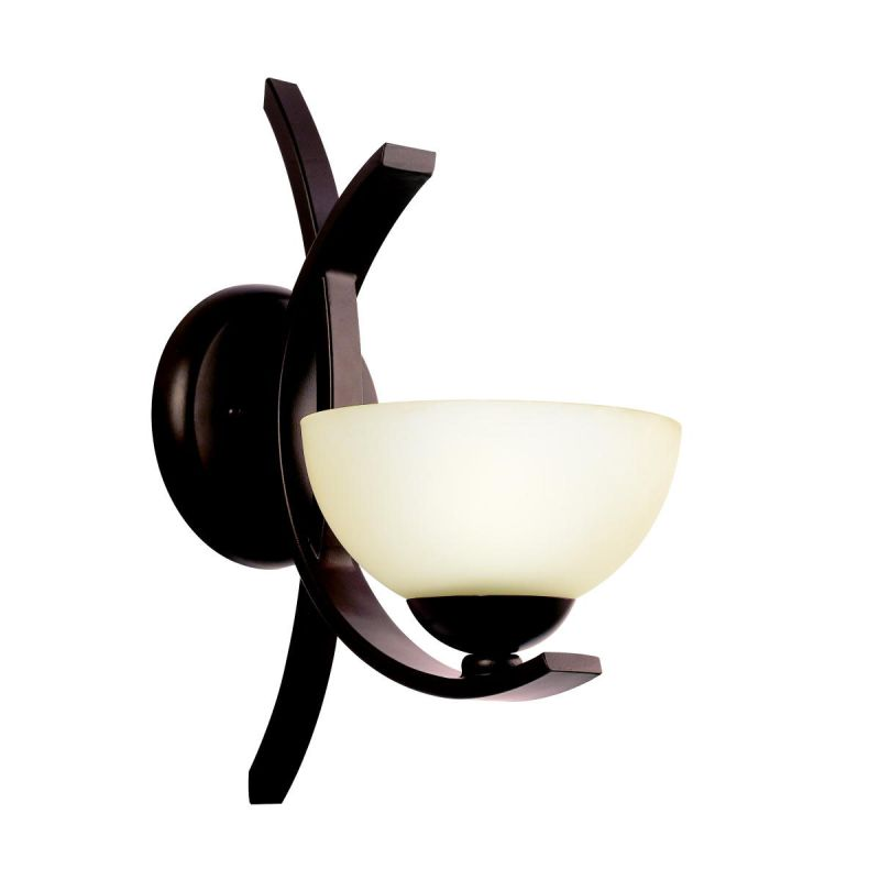 Kichler 45161 Contemporary Single Light Wall Sconce from the Bellamy Sale $112.20 ITEM: bci861186 ID#:45161OZ UPC: 783927286169 :
