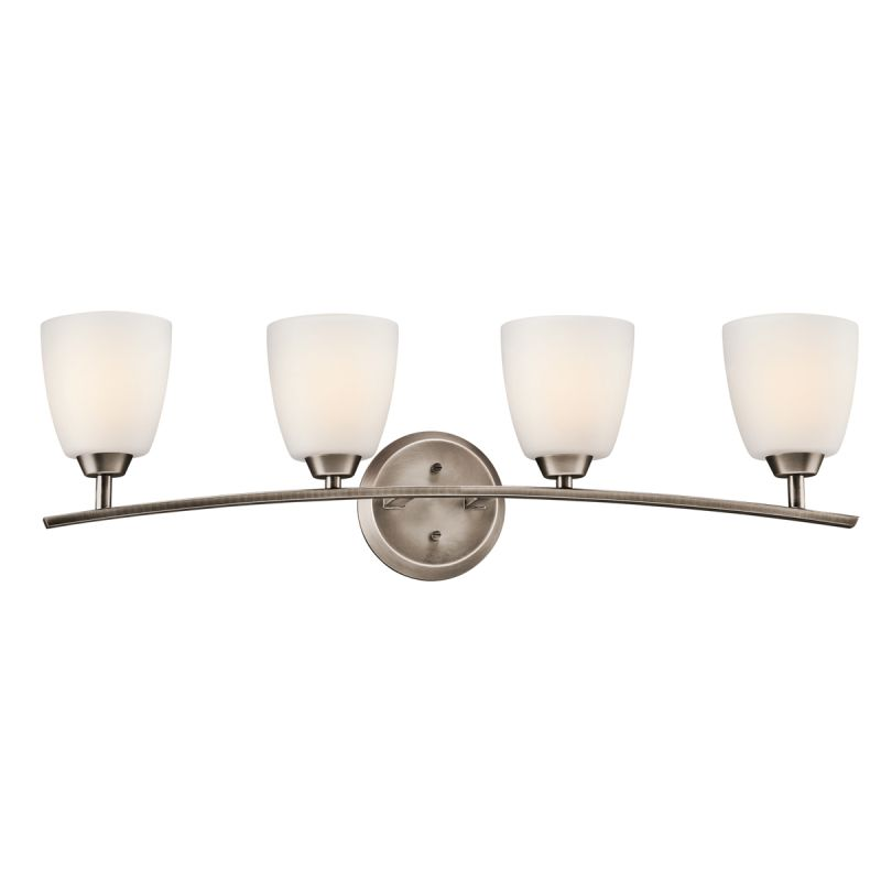 "Kichler 45361 Granby 32.71"" Wide 4-Bulb Bathroom Lighting Fixture"