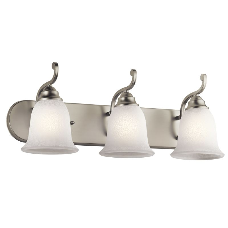 "Kichler 45423 Camerena 24"" Wide 3-Bulb Bathroom Lighting Fixture"