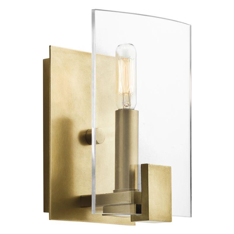 """Kichler 45701 Signata 1 Light 5.75"""" Wide ADA Compliant Wall Sconce"""