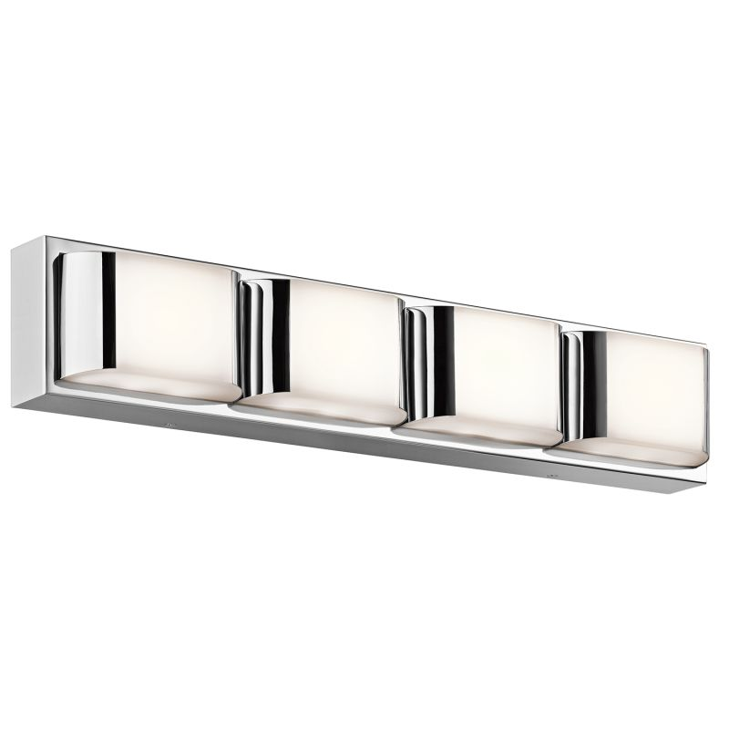 "Kichler 45822LED Nita 24"" Wide LED ADA Compliant Bathroom Fixture with"