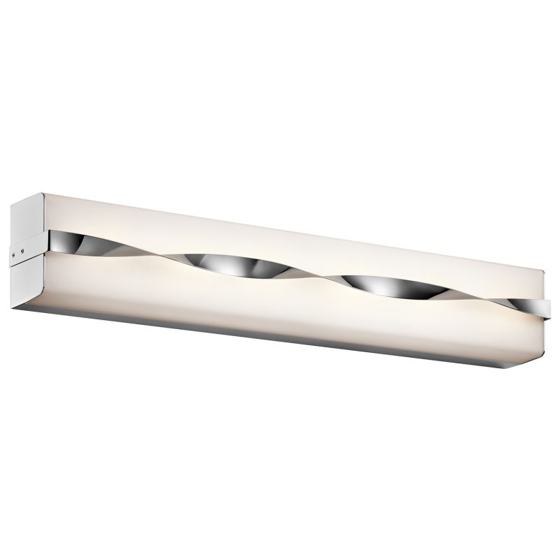 "Kichler 45847LED Tori 1 Light 30.25"" Wide LED Bathroom Fixture with"