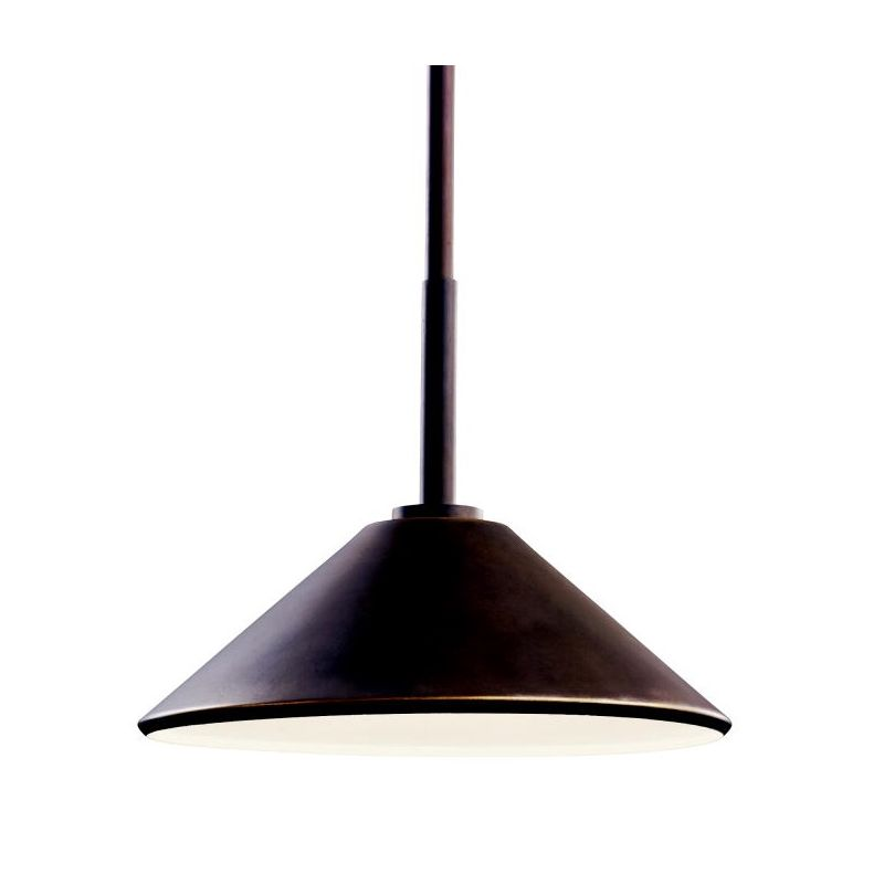 Kichler 49062 Contemporary / Modern Single Light Outdoor Pendant from Sale $114.40 ITEM: bci1035472 ID#:49062OZ UPC: 783927301107 :
