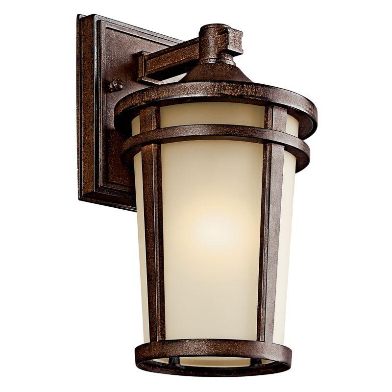 "Kichler 49071FL Atwood 1 Light 11"" Energy Efficient Fluorescent"