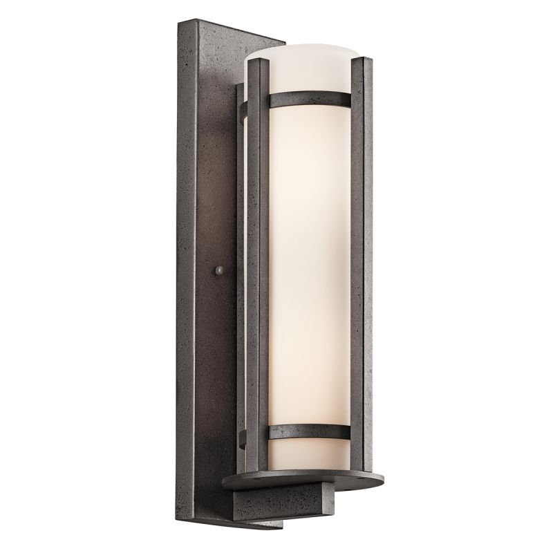 "Kichler 49122 Camden Collection 3 Light 26"" Outdoor Wall Light Anvil"