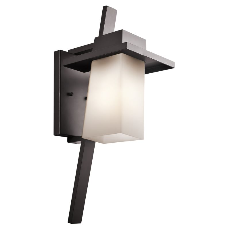 """Kichler 49258 Stonebrook Collection 1 Light 23"""" Outdoor Wall Light"""