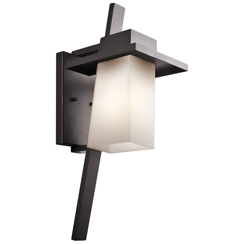 Kichler 49258FL Stonebrook 1 Light Outdoor Wall Sconce Architectural