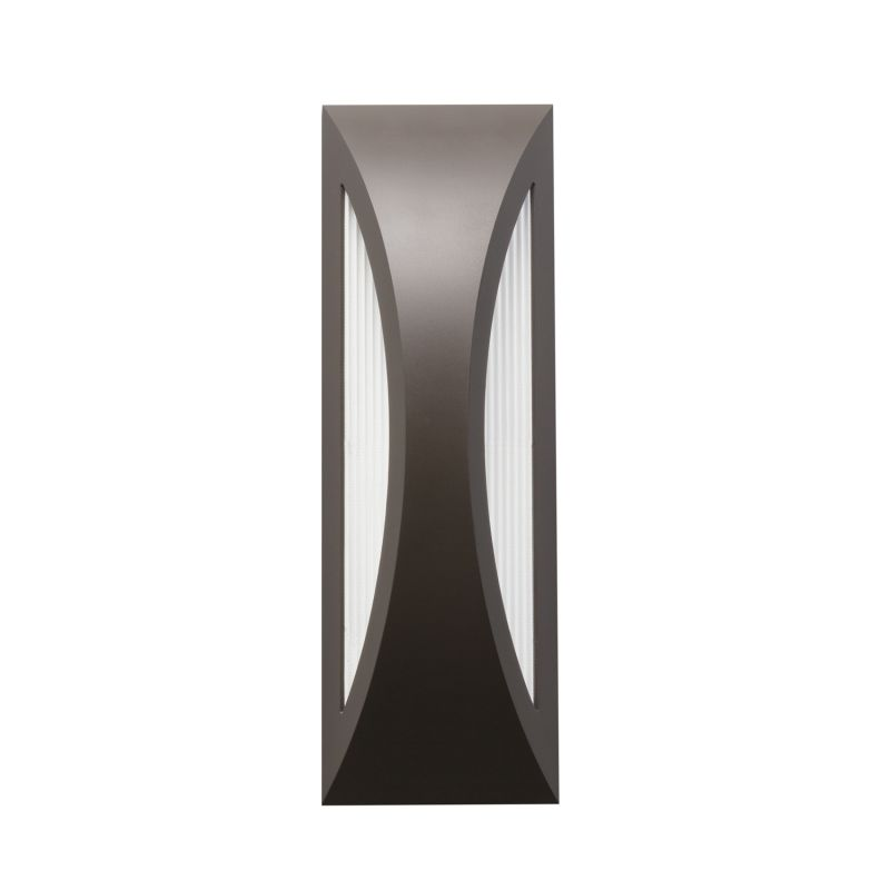 "Kichler 49436 Cesya 18"" Energy Efficient LED Outdoor Wall Light"