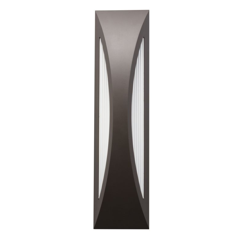 "Kichler 49437 Cesya 24"" Energy Efficient LED Outdoor Wall Light"