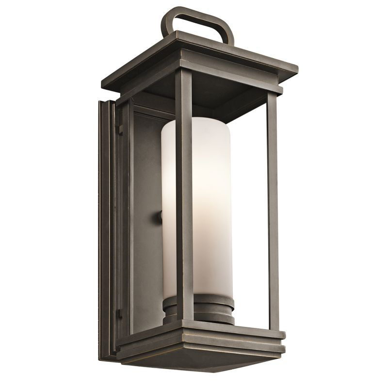 """Kichler 49475 South Hope Collection 1 Light 18"""" Outdoor Wall Light"""