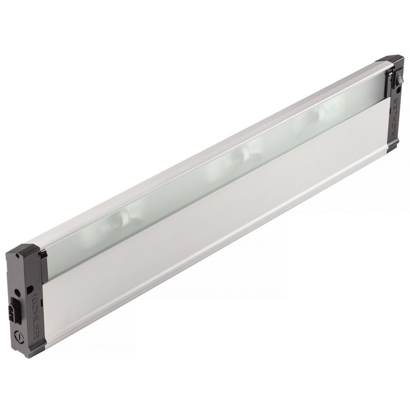 "Kichler 4U12X22 22"" 3 Light 12v Xenon Under Cabinet Light Bar Textured"