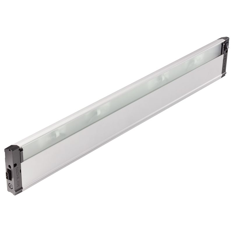 "Kichler 4U12X30 30"" 4 Light 12v Xenon Under Cabinet Light Bar Textured"