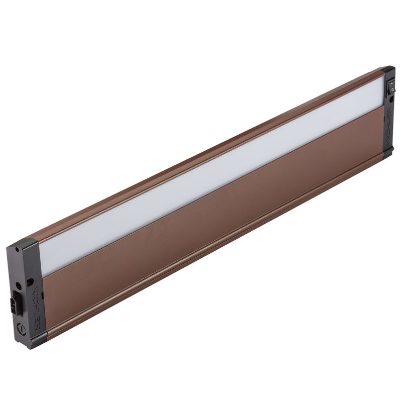 "Kichler 4U27K22 22"" LED Under Cabinet Light Bar - 2700K Textured"