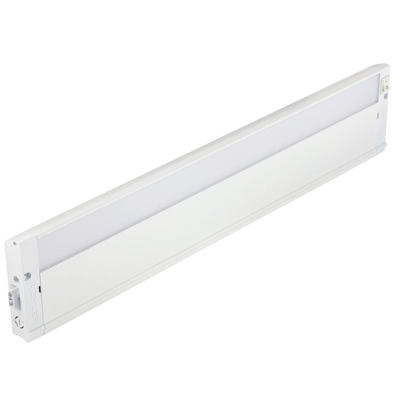 "Kichler 4U27K22 22"" LED Under Cabinet Light Bar - 2700K Textured White"