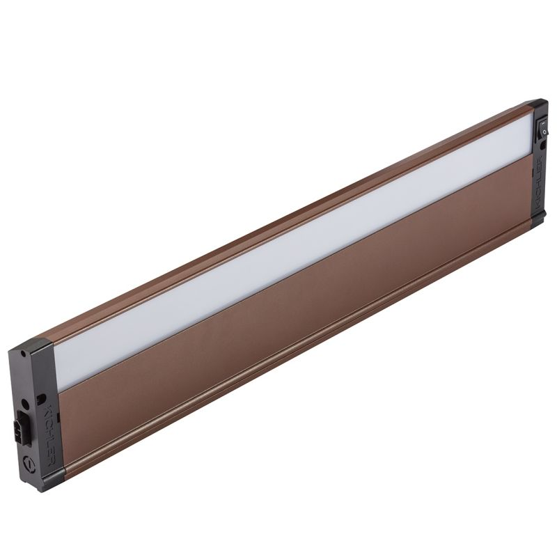 "Kichler 4U30K22 22"" LED Under Cabinet Light Bar - 3000K Textured"