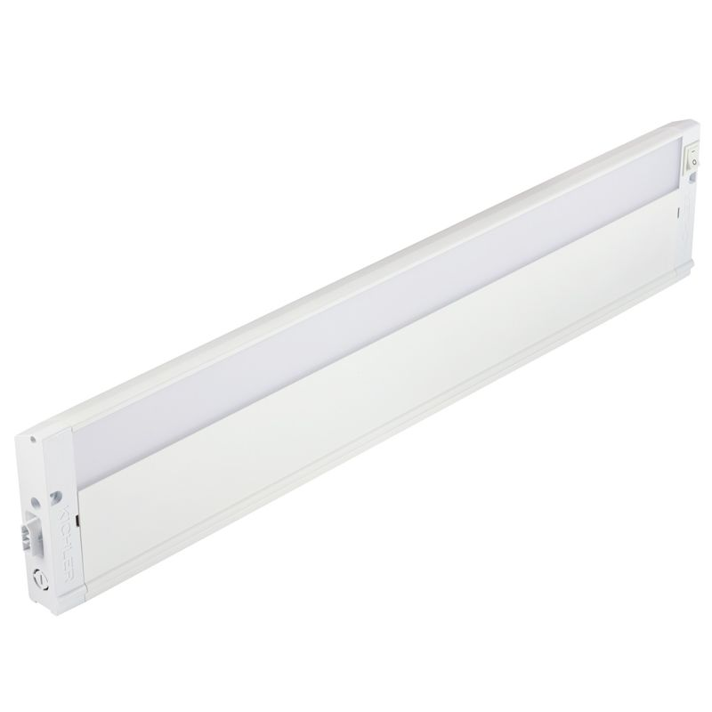 "Kichler 4U30K22 22"" LED Under Cabinet Light Bar - 3000K Textured White"