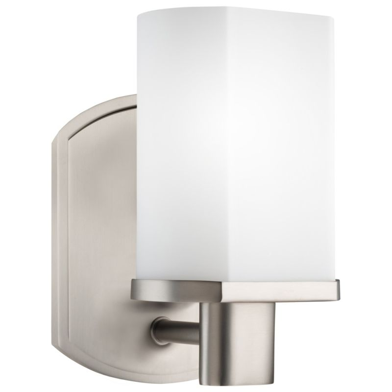 "Kichler 5051 Lege 5"" Wide Single-Bulb Bathroom Lighting Fixture"