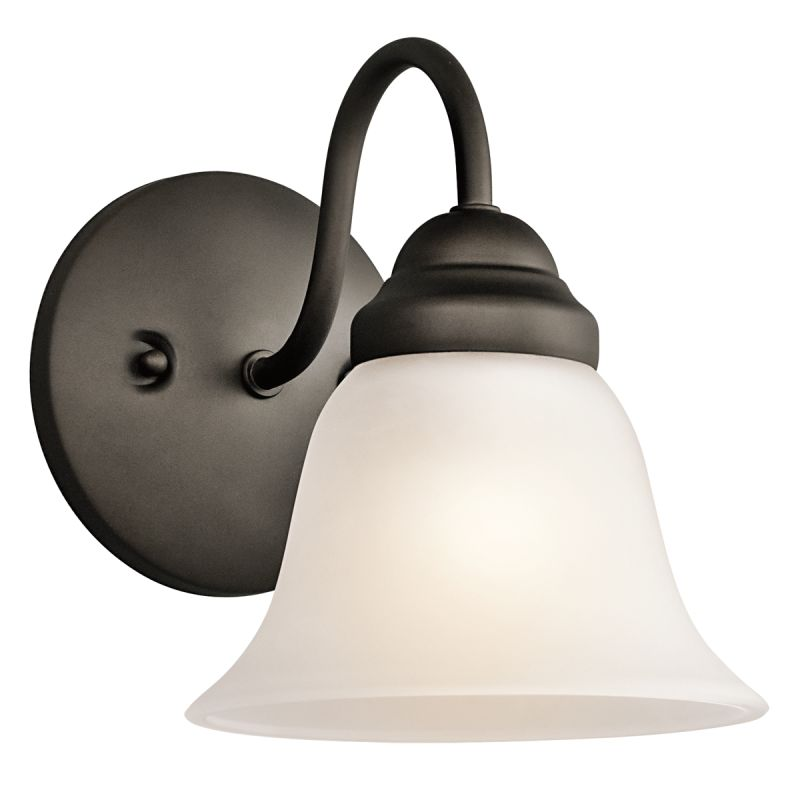 Kichler 5294 1 Light Wall Sconce from the Wynberg Collection Olde