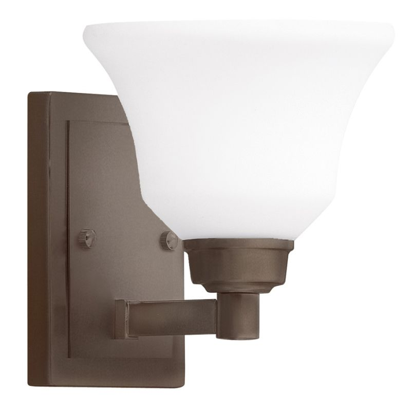 Kichler 5388 Langford 1 Light Wall Sconce Olde Bronze Indoor Lighting