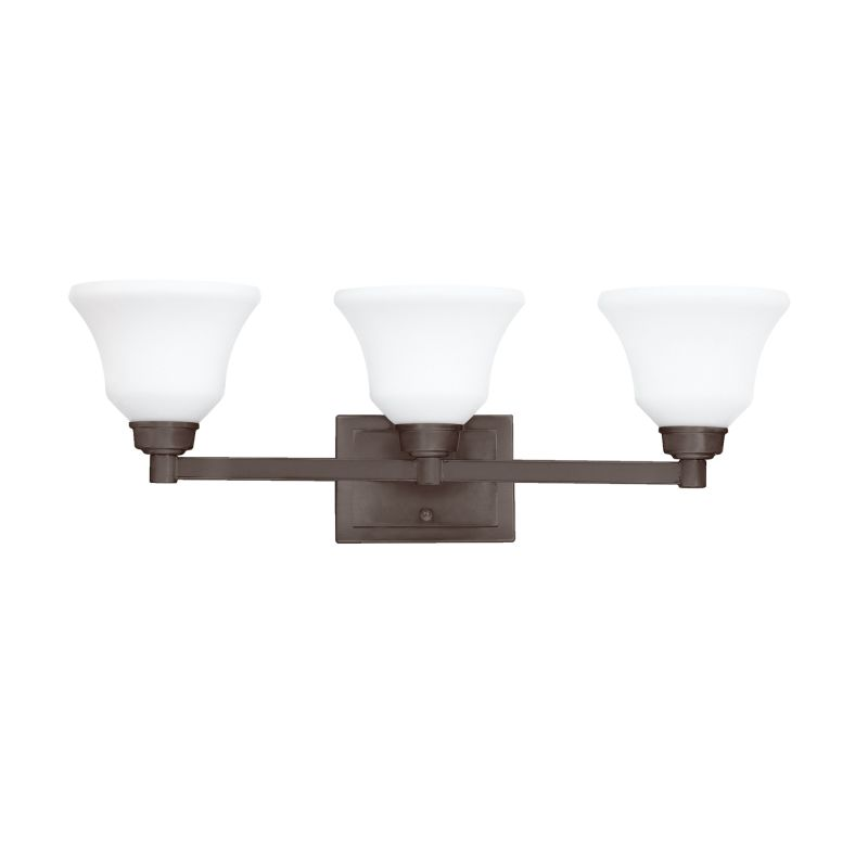 "Kichler 5390 Langford 26.5"" Wide Single-Bulb Bathroom Lighting Fixture"