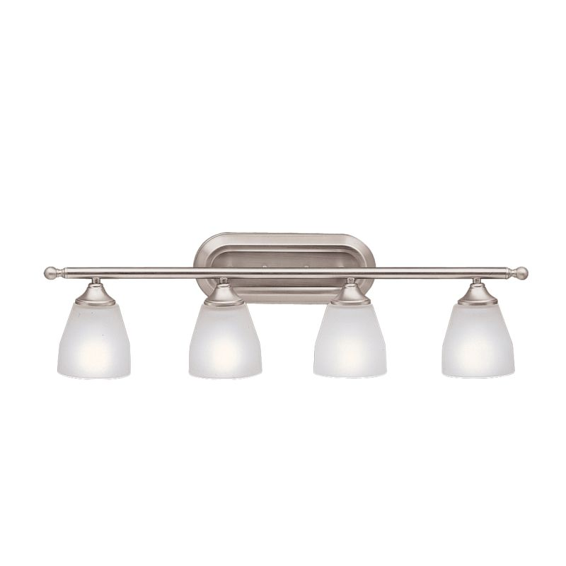 "Kichler 5449 Ansonia 4 Light 31"" Wide Vanity Light Bathroom Fixture"