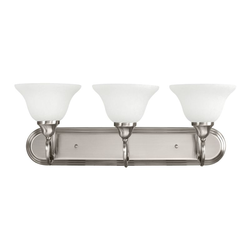 "Kichler 5558 Stafford 25.5"" Wide 3-Bulb Bathroom Lighting Fixture"